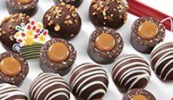 Free Salted Caramel Truffles on Oct. 21