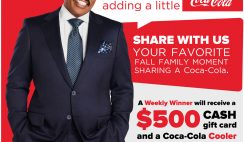 Steve Harvey Morning Show's Add a Little with Coca-Cola Sweepstakes
