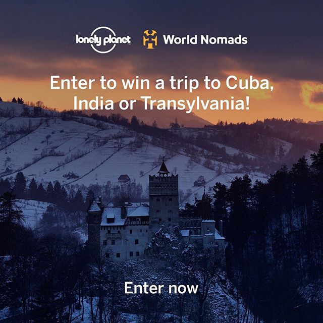 World Nomads' Trip or Treat Contest