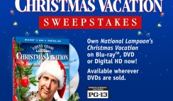 Montgomery Ward's Christmas Vacation Sweepstakes