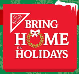 Nabisco's Bring Home the Holidays Sweepstakes