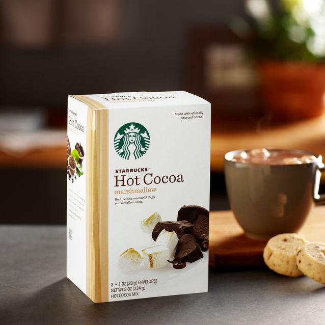 Starbucks Hot Chocolate K Cups