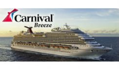 Woman's Day's Carnival Breeze Cruise Giveaway