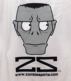 Free Swag from Zombie Sports