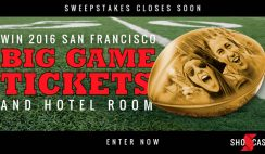 Shocase's Special Teams Sweepstakes