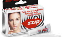 Zzip Cold Sore Treatment Sample