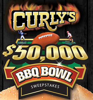 Curly's BBQ Bowl Sweepstakes