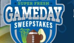 Duda Farm Fresh Foods' and Mission Produce's Super Fresh Game Day Sweepstakes