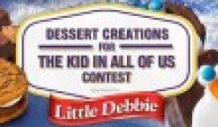 Food Network's Dessert Creations for the Kid in All of Us Contest