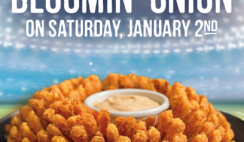 Free Bloomin' Onion from Outback Steakhouse