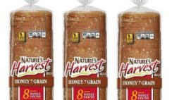 Free Natures Harvest Sandwich Bread