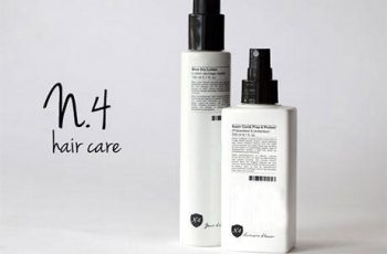 Free Number 4 Hair Care Sample