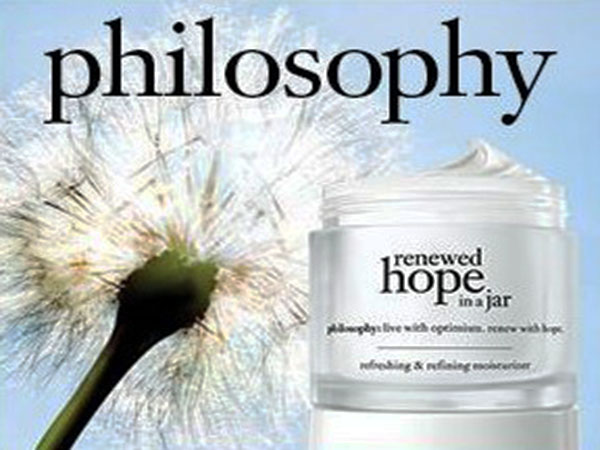 Free Philosophy Renewed Hope in a Jar Anti-Aging Moisturizer Sample