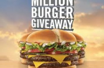 Free Burger Giveaway from Jack In The Box
