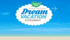 Nature's Way's Elevate the Flavor Dream Vacation Giveaway