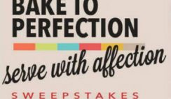 American Bakeware's Bake To Perfection Sweepstakes