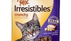 Free Meow Mix Irresistibles Cat Treats Sample