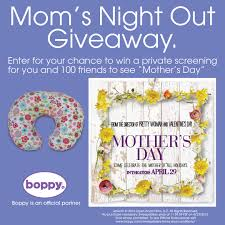 Boppy's Mom's Night Out Sweepstakes