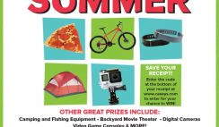 Casey's Slice of Summer Sweepstakes