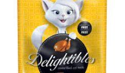 Free Delightibles Brand Kitty Treats Sample