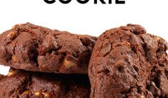 Free Double Chocolate Mudslide Cookie from Au Bon Pain