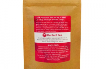 Free Healeaf Tea Sample