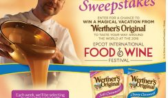 Werther's Original's Unwrap the Magic Sweepstakes