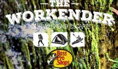 Bass Pro Shops' Workender/ Go Outdoors Sweepstakes