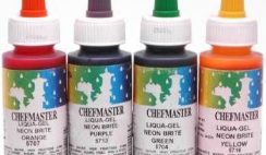 Free Chefmaster Food Coloring Sample