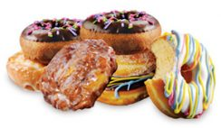 Free Dozen Donuts from Giant Eagle