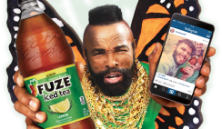 FUZE's Club Coke Photo Sweepstakes