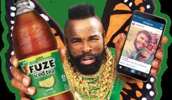 FUZE's Club Coke Photo Sweepstakes