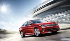 Free Gift Card by Test Driving a Kia Optima