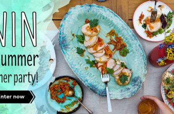 Tasting Table's Summer Dinner Party Sweepstakes