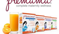 Free Premama Lactation Support Drink Mix + Coupon Sample