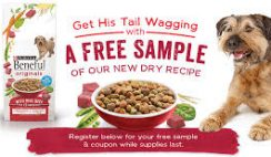 Free Purina Beneful Originals New Dry Recipe Sample