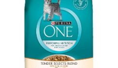 Free Purina One Tender Selects Blend Sample