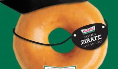 Free Krispy Kreme Doughnut on Sept. 19