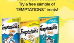 Free Whiskas Temptations Sample