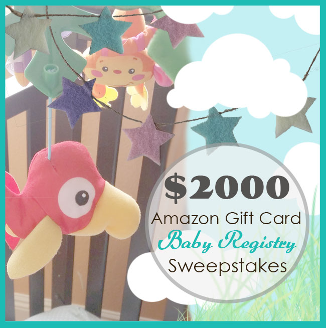 amazons-baby-registry-sweepstakes