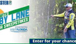 Bassmaster's Fish with Bobby Lane in Florida Sweepstakes