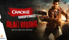 Fandango's Crackle Dead Rising Sweepstakes
