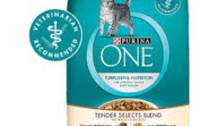 Free Purina Tender Selects With Real Chicken Sample