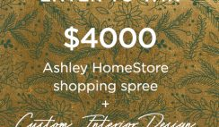 Ashley Furniture HomeStore's Sweepstakes