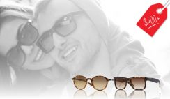 Win His & Her Ray Ban Sunglasses