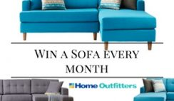 Win Sofa from Home Outfitters