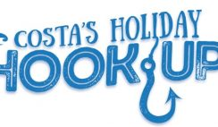 Costa Holiday Hook Up Giveaway