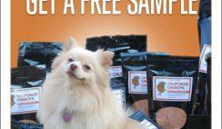 Free California Carrots Dog Digestive Product Sample