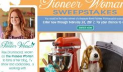 Seventh Avenue's Pioneer Woman Sweepstakes