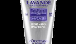 Free L'Occitane Lavender Hand Cream Sample